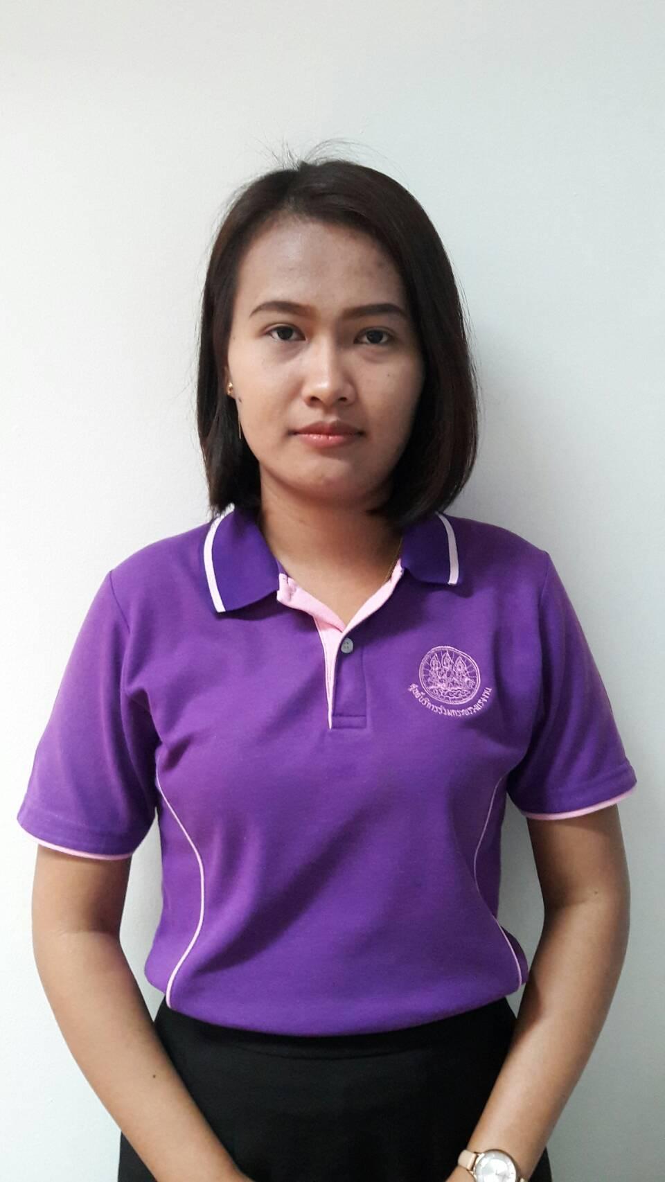 Miss Sunanta Prasutthong